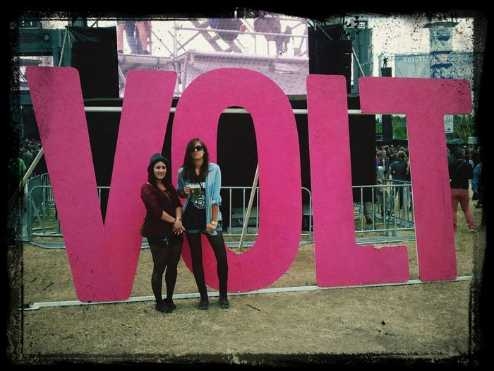 festival lovers