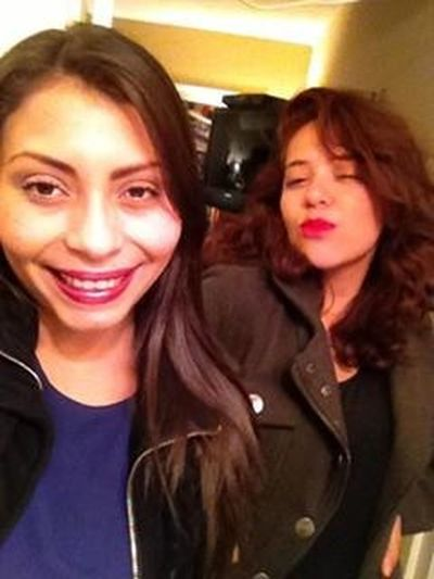 Tox & Les Girls Kickin It Ma Ninja Selfie ✌ Night Out Homegirl  People Bonitas♥ Faded Beauty Blown