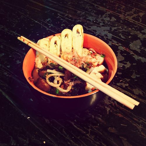 Quade um udon... =/