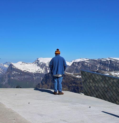 Norway Men Blue