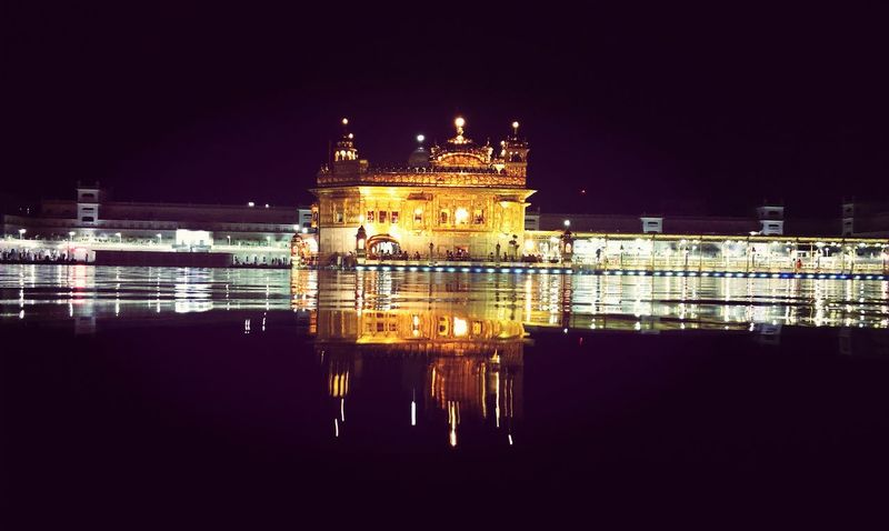 Discover Your City Golden Temple, Amritsar, India.