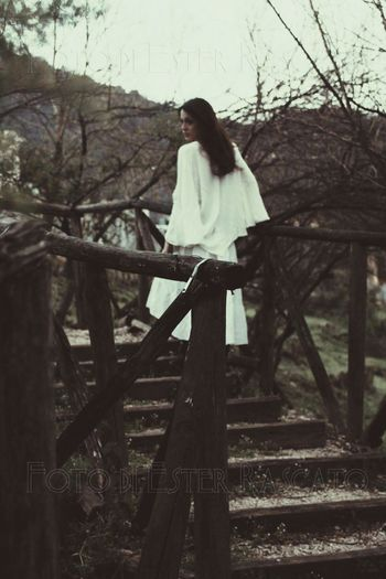 MyPhotography MyModelFriend Art Artis  Vampire Fashion&love&beauty Relaxing Vintage Wood Winter