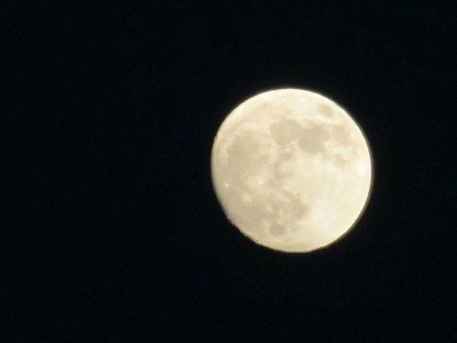 Canon PowerShot SX130IS Taking Photos Mond Moon Full Moon Bayern Franken Franconia Bavaria