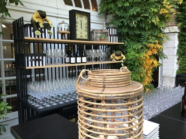 Bar Soirée Restauration Effet Meert Signature Anniversaire Dessert Gourmandise Meert