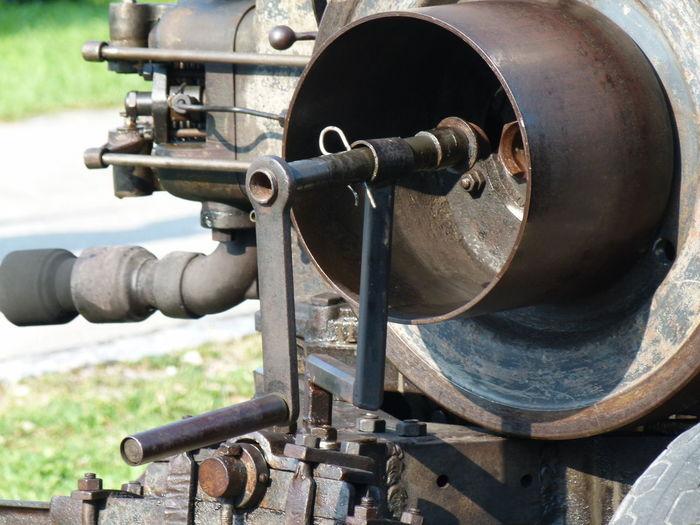 Bavarian Tradition Bulldog EyeEmNewHere Engine No People Old Engine Outdoors Traktor