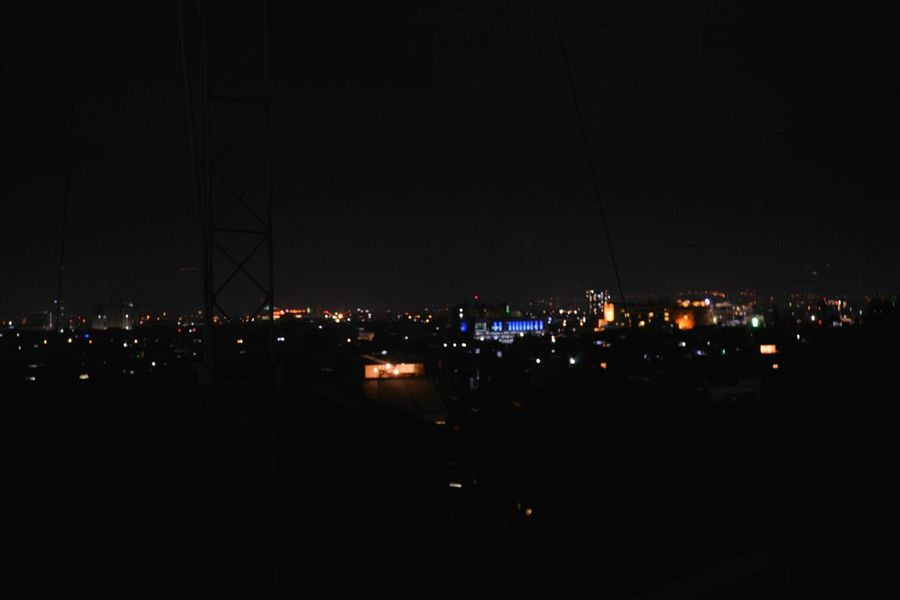 the only stars that city provide Night Illuminated Outdoors Sky People Astronomy Outside New Years At Night City View Of City View Of The Town City At Night Beautiful Landscape Light Cityscape City Lights At Night Adapted To The City Flying High