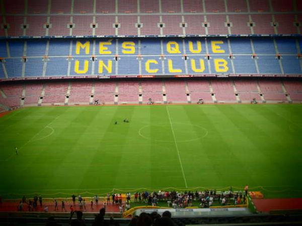 FCB, Camp Nou, Barcelona, Spain FCB <3 Traveling Expedition Journey