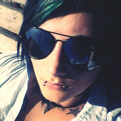 Tattoo Selfportrait Piercing Old Stuff Team Lesbian