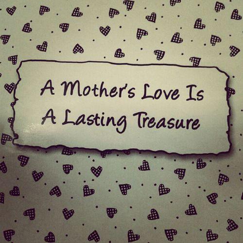 Mother's Love ♥ Instagram Instahub Instapic Instalove Mother Popular Quote Bestofme BestOfTheBest Bestquote Igers Ig