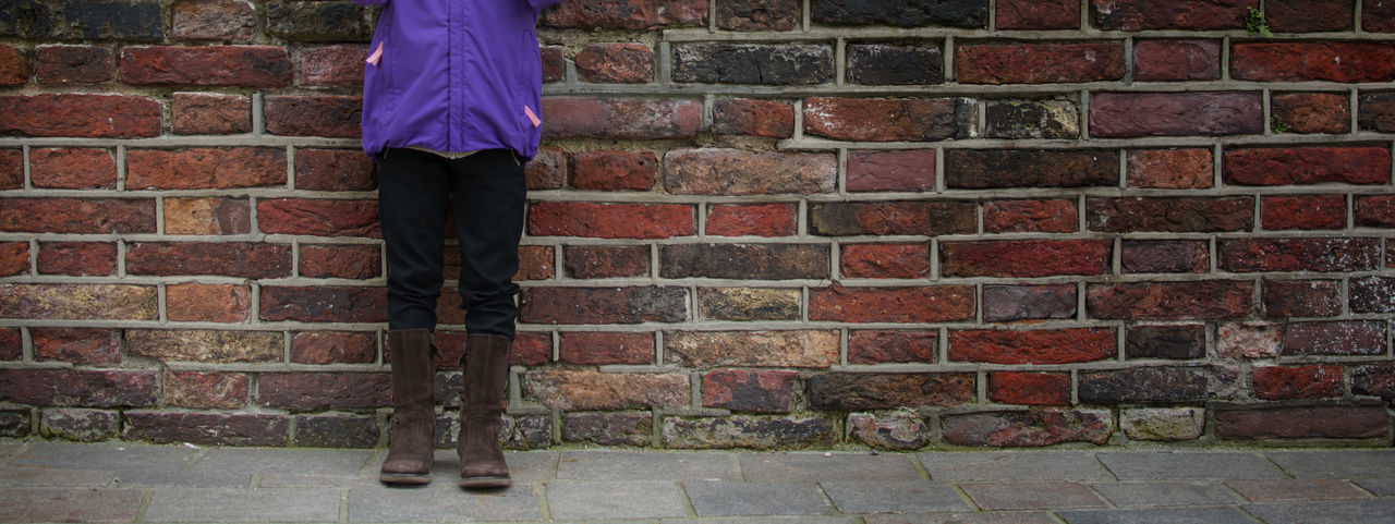 Some part of body child little girl standing up at a brown tone grunge brick wall in the autumn Wall Kids Child Fashion Kid Happy Little Cute person Background Girl Childhood Light Adorable Floor Beautiful Beauty Lifestyle Space Children Joy Expression Growth Positive Leg Standing Brown Grunge Brick Autumn Cool Brick Wall One Person Wall - Building Feature Real People Casual Clothing Lifestyles Leisure Activity Built Structure Texture Standing Only Cool Autumn