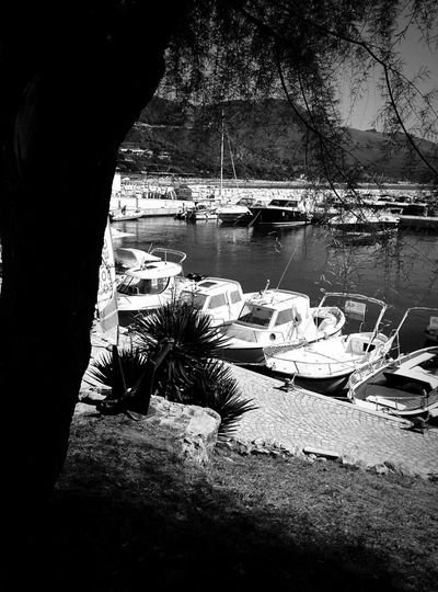BeW Black And White Photography Sea Sperlonga Italy Landscape_photography Seaside Keep Calm And Snap On Boats⛵️ Trip