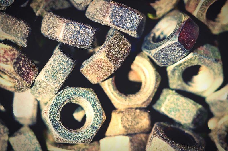 Full frame shot of objects