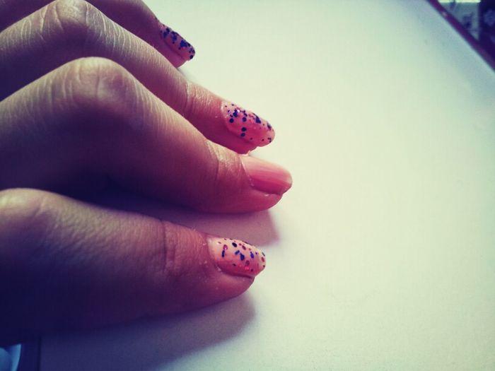 Paiting My Nails