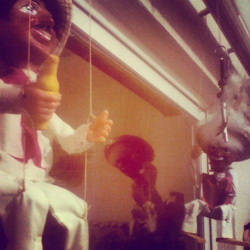 Nuevos amigos :) Titeres Puppets Elborracho ElViejito