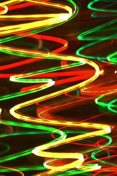 Abstract Arts Culture And Entertainment Backgrounds Close-up Colorful Colors Daddynewt Green Long Exposure Multi Colored No People Pattern Red Yellow