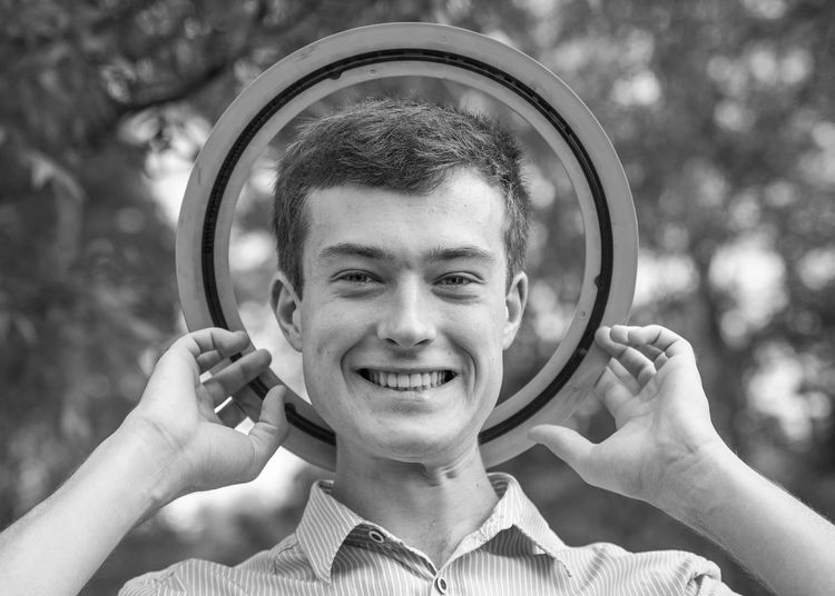 Me Adult Blackandwhite Boy Boys Cheerful Close-up Day Happiness Headphones Headshot Holding Holy Looking At Camera Monochrome One Person Outdoors People Portrait Real People Self Portrait Selfie Smile Smiling Young Adult