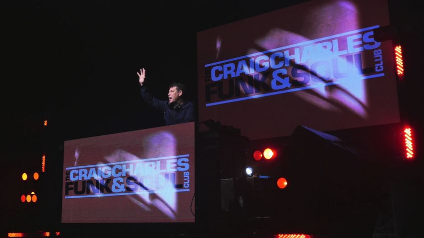 The Craig Charles Funk & Soul Club - Glasgow 27/12/2017 6music Clubnight Dj Lister LiveMusic O2ABC Bbcradio6 Club Concert Photography Craigchcarles Funkandsoul Livemusicclub RedDwarf