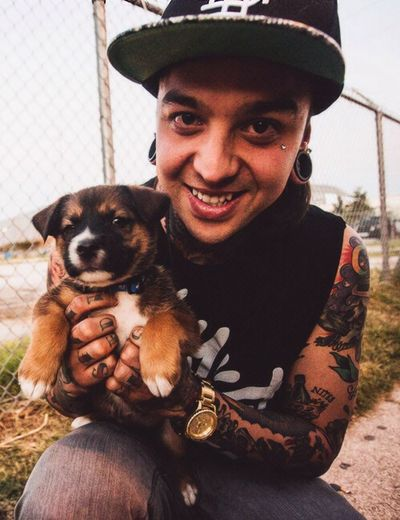 so maybe tony could stop being a cute fuck that'd be great Tony Perry Pierce The Veil Ptv Bands