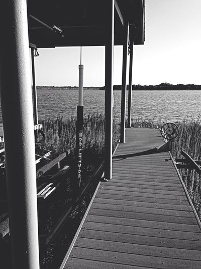 Black & White Lake Rowelett Dallas