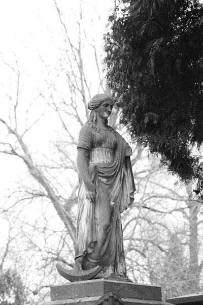 Graveyard Evanescence Mourning Card Christianity On Tour Art Is Everywhere Things Around Me Art Photography Focus On Foreground Graveyard Tour Graveyard Beauty Card Design Personal Perspective Black And White Photography Architectural Details Outdoors Photography Statue Believe Love Hope Death Believe Love Hope Statues And Monuments Art Arts And Crafts