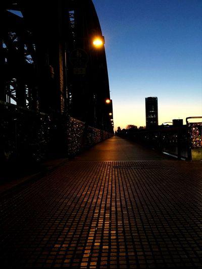 Köln am Morgen