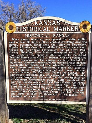 Throughout our travel whenever we can we stop by and read all these Historical marker. Historical Marker Roadside America Roadside Attractions Day Flower Message No People Outdoors Sky Text Travel Destination Travel Destinations Welcome Sign Western Script
