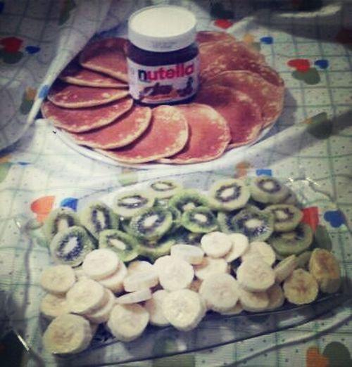 Pancakes Taste Good Nutella ♥ Telliskivi Loomelinnak