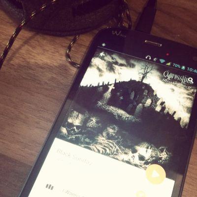 Soundtrack of the day - Blacksunday Cypresshill Smoke Blownaway rap classic