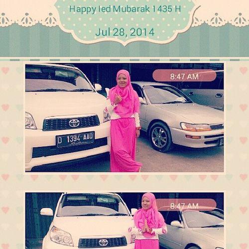 Taqobalallohuminnawaminkum :) HappyIEdMubarak1435H