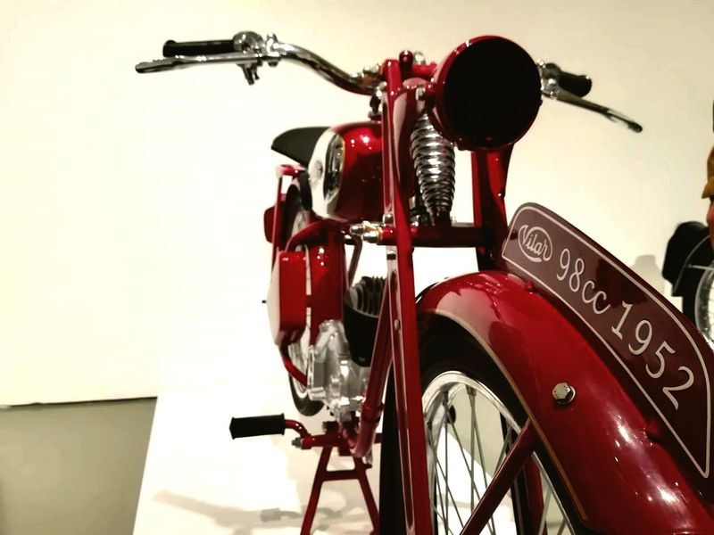 Red Motorcycle Vilar Motobikes Motorbike History Old-fashioned Motorcycle Vintage Style Retro Styled Transportation Mode Of Transport Red Portuguesemotocycles Motobikelovers