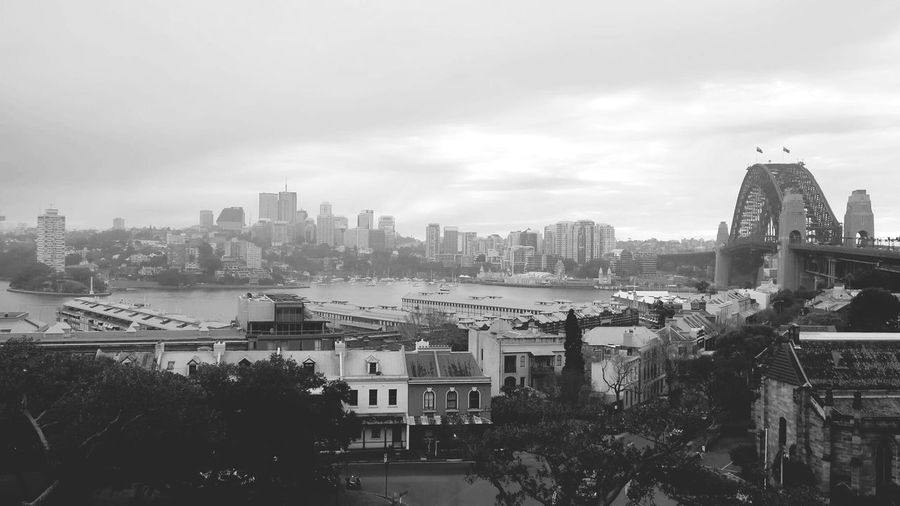 Sydney Harbour Outlook First Eyeem Photo
