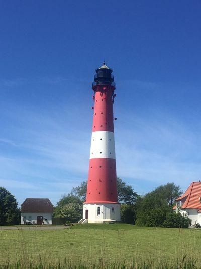 Leuchte mein Turm leuchte... Nordsee Feeling🐚🌾 Leuchtturm Wattenmeer Insel Schleswig-Holstein Tadaa Community EyeEm Nature Lover EyeEm Deutschland Daswasichsehe😊