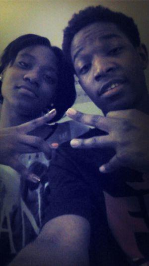 me & my thug <3