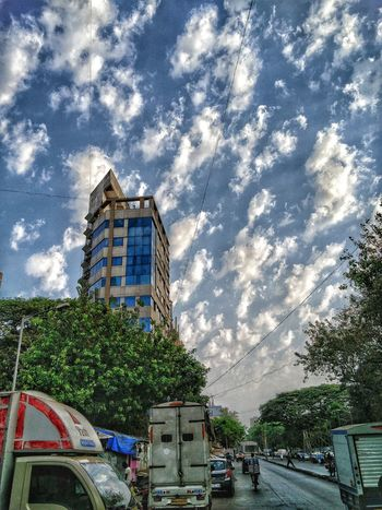 The early morning Clouds And Sky Mumbai Mobile Photography EyeEm Best Shots EyeEm Gallery Morning Eyeempic