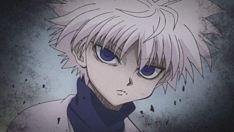 Killua Anime Hunterxhunter