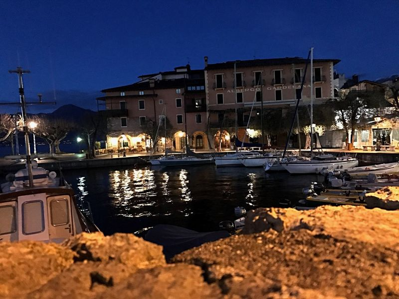 Torridelbenaco Secret Love Secret Places Lovely Sunset Happiness All New Lake Garda Adapted To The City