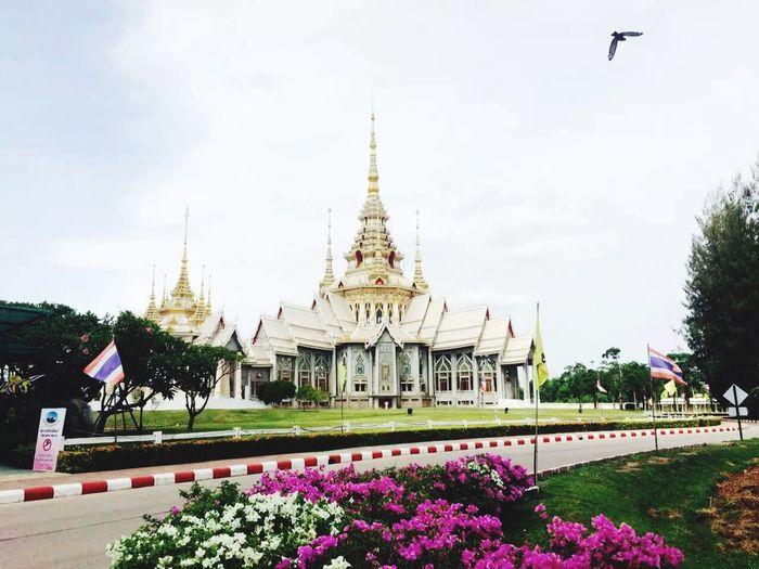 Graduation trip in Thailand