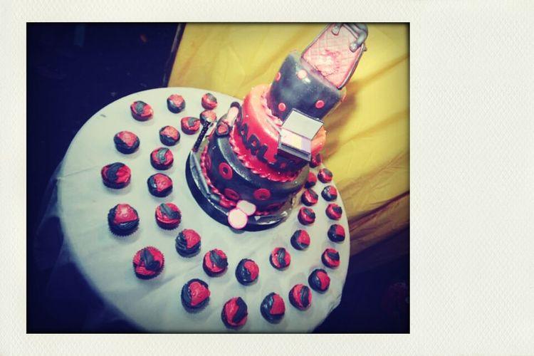 My 21st Birthday Cake :))