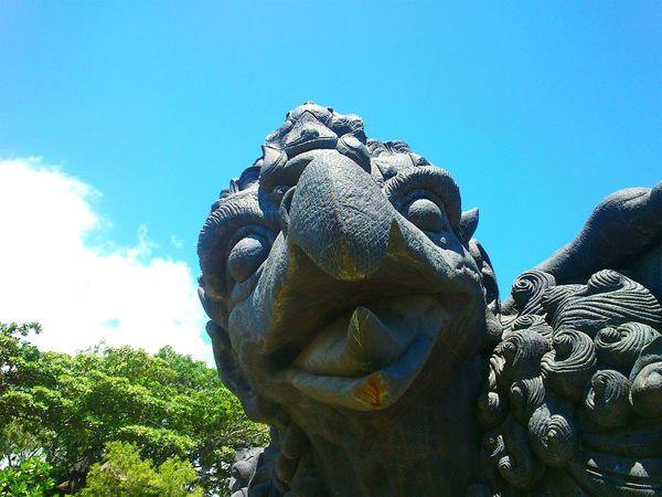 Garuda statue park Statue Culture Park Garuda Wisnu Kencana Bali INDONESIA Xperiaphotography