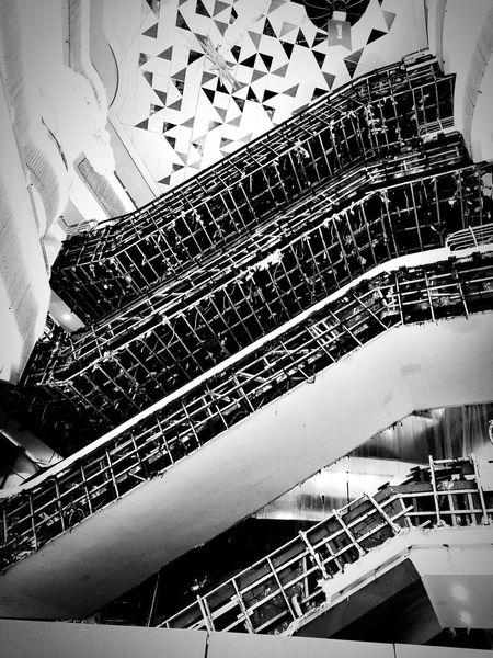 A walk to remember. Escalators Architecture Built Structure Leica Lens DualCamera HuweiP9plus Makeitpossible Huaweibestwei
