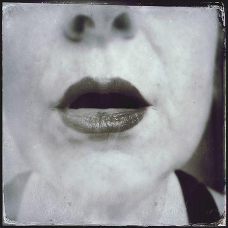 Smoke Smoking Cigar Black And White Portrait