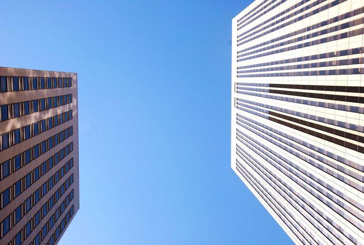 Buildings Buildings & Sky