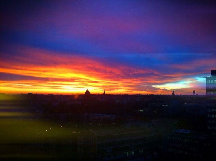 sunrise at Ailines Sunrise