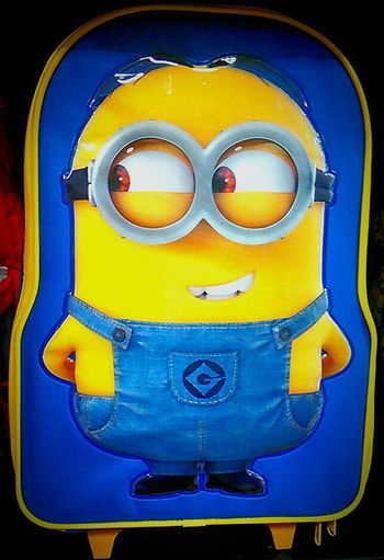 Backpack Minions Minions ™ Minions ♥♥ The Minions :) Honey, I Shrunk The Kids Minions Characters Minion  Despicable Me Minion Bob Minions_mania Minionsworld Minions 🍌🍌🍌🍌🍌 Backpacks Theminions Despicableme