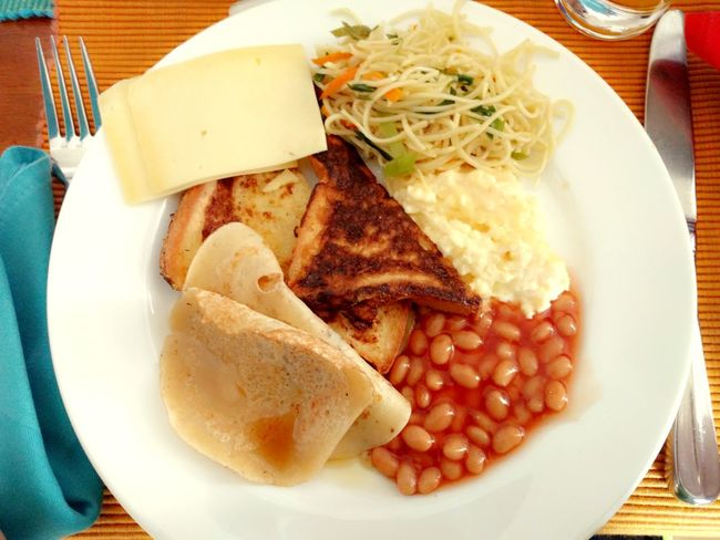 Food And Drink Food Fried Egg Ready-to-eat SriLanka Bakebeans Frenchtoast Cheese :) Noodles Breakfast ♥