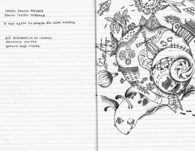 Drawing My Drawing Blackandwhite Black&white Ftsh Sketch Sketchbook