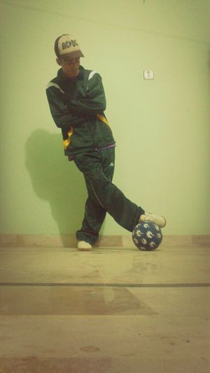 Soccer Nike RedBull Style Freestyle Skills