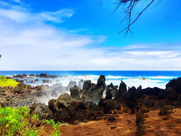 Enjoying Life Hawaii Ocean Ocean View Nature Loving Life  Traveling Hanging Out Nature_collection Eye4photography