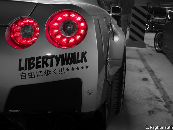 Land Vehicle Transportation Car Close-up Tire Nissan Liberty Walk GTR R-35 Trinidad And Tobago Trinidad Gtr35 GTR Nissan GTR Garagefresh Garage Fresh
