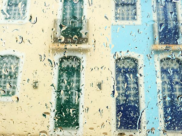 Rain makes me feel cozy Rainy Days The Architect - 2015 EyeEm Awards The Street Photographer - 2015 EyeEm Awards Feeling Cozy Feeling At Home Old Buildings Colourful Colours Open Edit OpenEdit